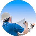leak detection for property developers icon