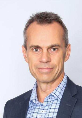 Flowd Director, Business Development, Guenter Hauber-Davidson